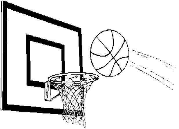 best basketball coloring pages - photo#33