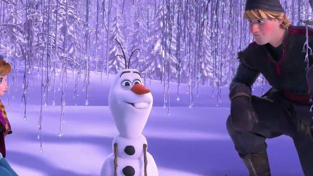 Olaf canta ¨Verano¨ – Frozen: Una aventura congelada
