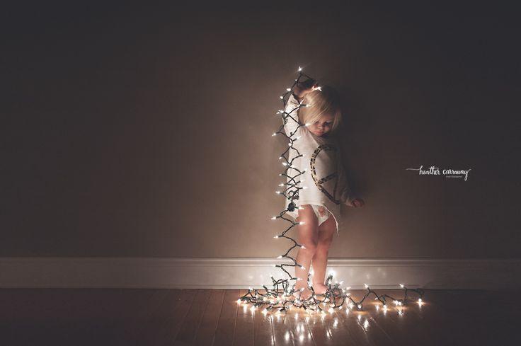 Toddler Christmas Lights | Atlanta Lifestyle Photographer | Atlanta, Marietta, Smryna, Vinings, Midtown, Virginia Highlands, GA Lifestyle Newborn Mat...