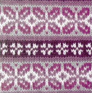 725 best Fair Isle strik images on Pinterest | Stricken, Knitting ...