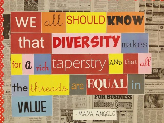 Bulletin Board for diversity