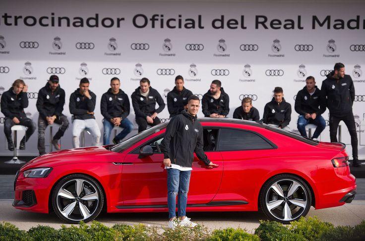 Neue Autos für Real Madrid-Stars: 2018 fahren CR7, Bale & Zidane diese Audis. Alle Infos zu den Audi-Dienstwagen der Fussballer hier!