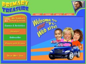 This site has lots of stuff for Sunday school or Children's Church. Lessons, Games, Drama, Object Lessons, etc.