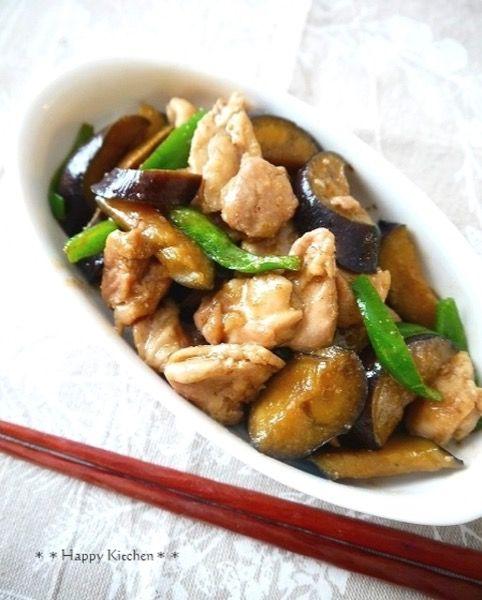 鶏肉と茄子の柚子こしょう味噌照り焼き by たっきーママ   レシピ ...