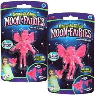 Grow & Glow Moon Fairies