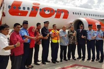 Layani Umroh, Lion Air Resmi Buka Rute Pekanbaru-Madinah