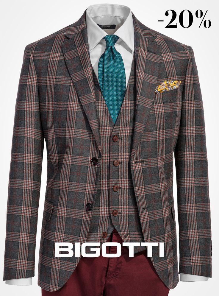#New #year , #new #discounts  #Bigottiromania #moda #barbati #pantaloni #stofa #carouri #reduceri #promotie #mensfashion #menswear #mensclothing #menssttyle #pants #plaid #checks #followus #sales #promotion #wardrobe #garderoba #outfits #look #smart #smartcasual #modern #classic