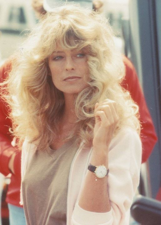first time farrah fawcett playboy pics