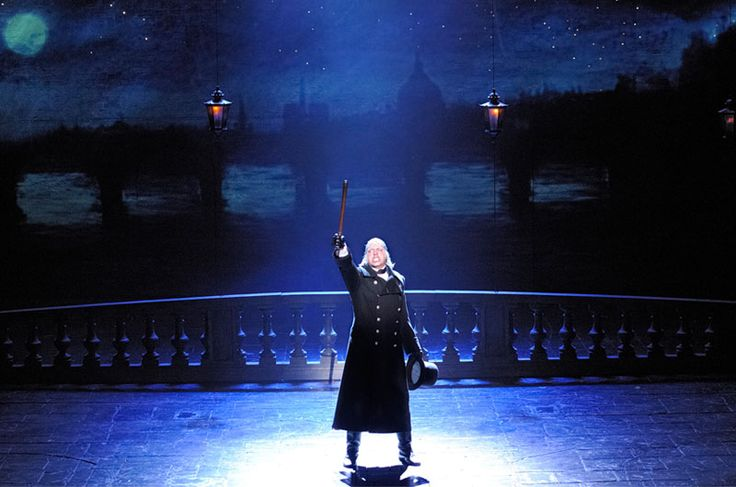 Los Miserables - Gran Teatre del Liceu