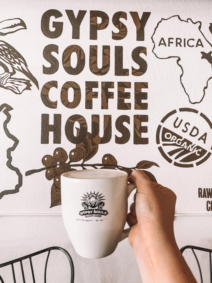 Top 8 Coffee Shops In St Pete Appetite For Adventure Coffee Shop Best Coffee Shop Cute Coffee Shop
