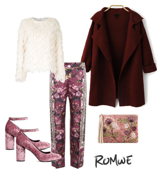 """""""# cardigan"""" by andrea-jones-4 ❤ liked on Polyvore featuring F.R.S For Restless Sleepers, Goen.J and Sam Edelman"""