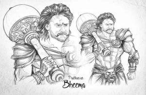Prabhas as Bheema
