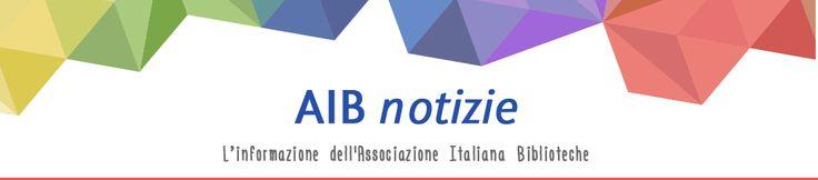"""AIB Notizie 11 dicembre 2014 """"l bibliotecario nella nuova comunità. Riflessioni dal convegno """"Ridisegnare le mappe"""""""