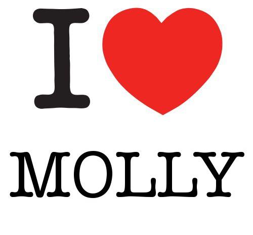 I Heart Molly #love #heart