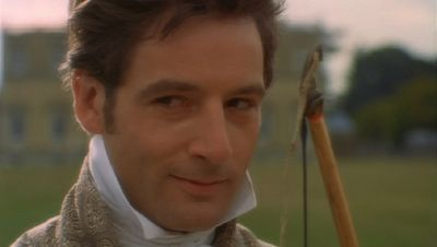 Jeremy Northam as Mr. Knightley in Emma 1996