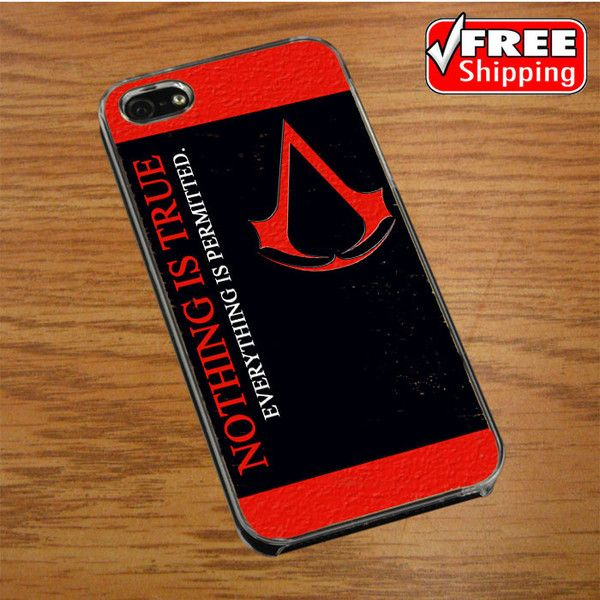Assassin Creed logo IPHONE 4 | 4S COVER CASE