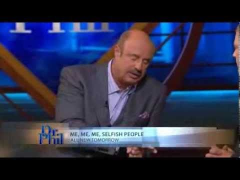 dr phil show online dating
