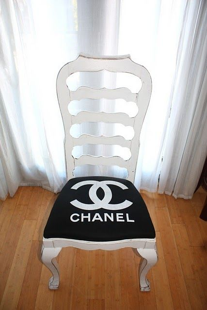 147 Best Images About Home Chanel Inspired Decor On Pinterest
