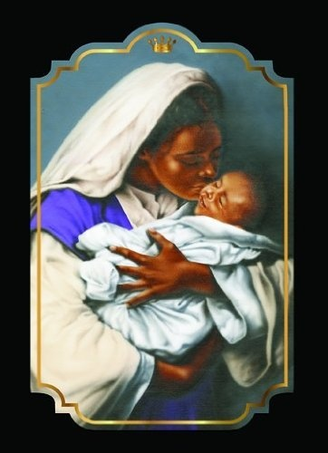 Madonna and Child (African American Christmas Card Box Set of 15) by African American Expressions, http://www.amazon.com/dp/B008XGZ23I/ref=cm_sw_r_pi_dp_oXgVqb0NZB6SQ