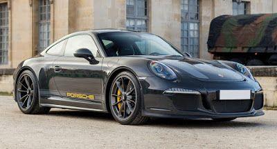 Einzigartige dunklen grauen Porsche 911 R In Paris zu gewinnen Auction Porsche Porsche 911