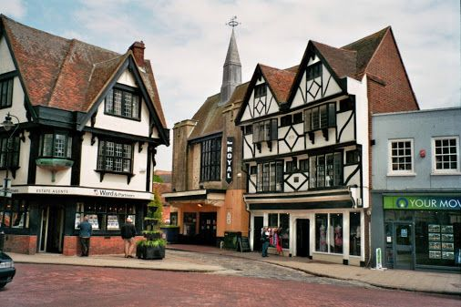 Faversham is a market town and civil parish in the Swale district of Kent, England. The town of Faversham grew up around an ancient sea port on Faversham Creek and was the birthplace of the explosives industry in England.