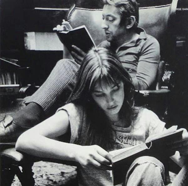 SMOKING   kitty-n-classe: Jane Birkin et Serge Gainsbourg
