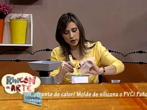 Como hacer jabones artesanales de chocolate - YouTube