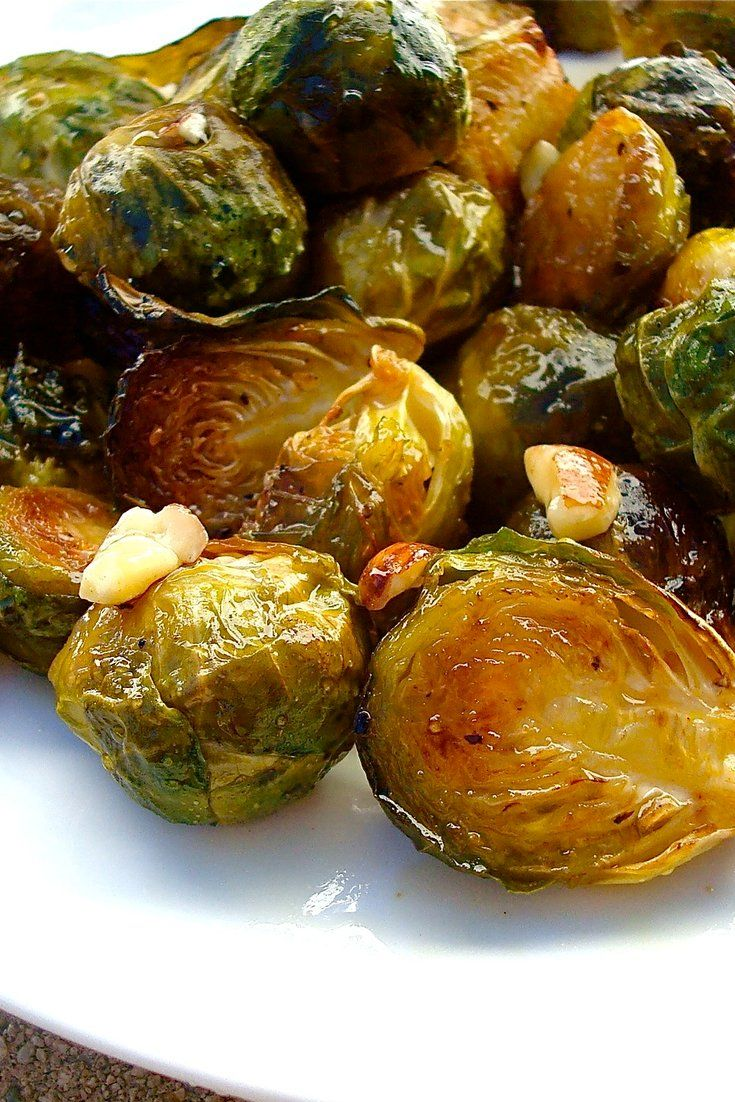 NYT Cooking: In this dead simple recipe from Chloe Coscarelli, the vegan chef and cookbook author, brussels sprouts are roasted at a high heat to bring out the natural sugars and caramelize the edges, then tossed with toasty hazelnuts and a glug of maple syrup.