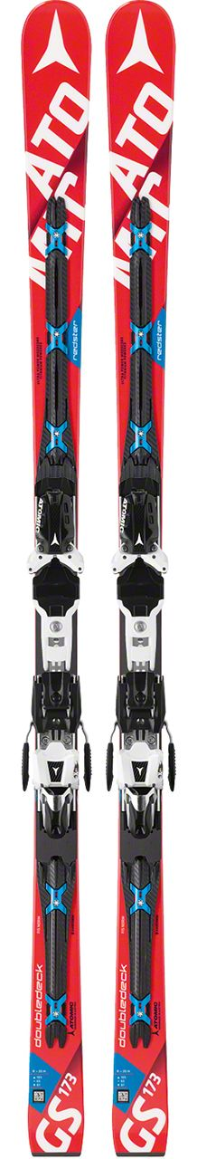Atomic 2016 Redster FIS Doubledeck GS Skis : Racer Price Lists Available @ARTECHSKI