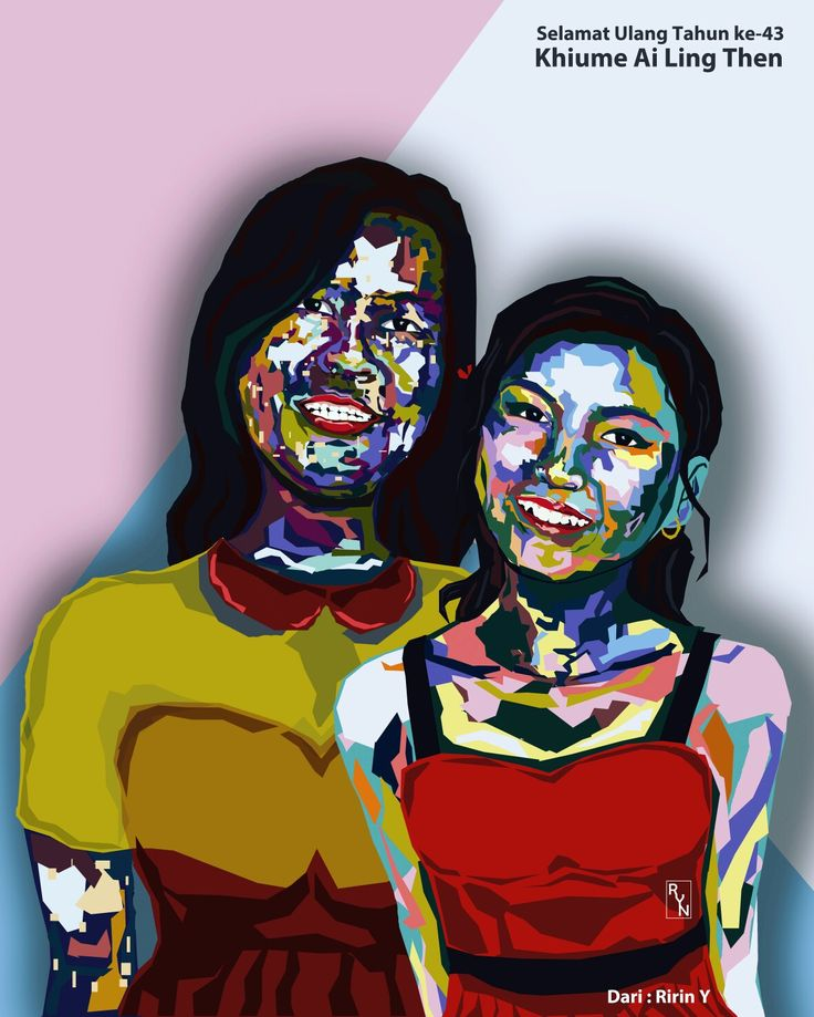 Selamat bertambah usia ke-43 tahun Khiume Ai Ling  Pengen order? Line : rynyulian30071995 BBM : 5AE51165 WA : 081949456140  #ryn #kadowisuda #wpap #graduation #hadiah #art #artwork #desain #sds #ladies #modern #popart #rynyulian #portofolio #lukisan #wajah #sketsa #sketsawajah #sketch #birthday #gift #birthdaygift #kado #kadounik #indonesia #artist #design #seni #drawing #vector