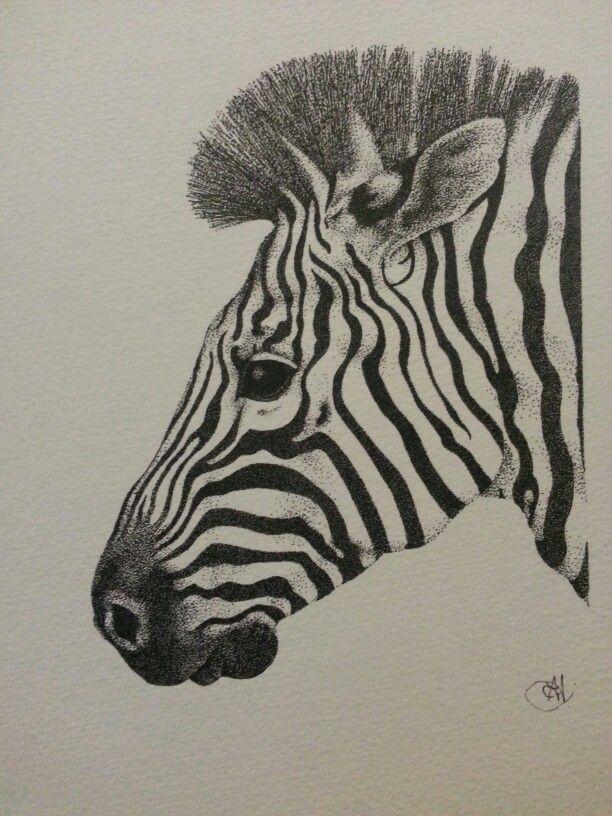 Zebra Stippling