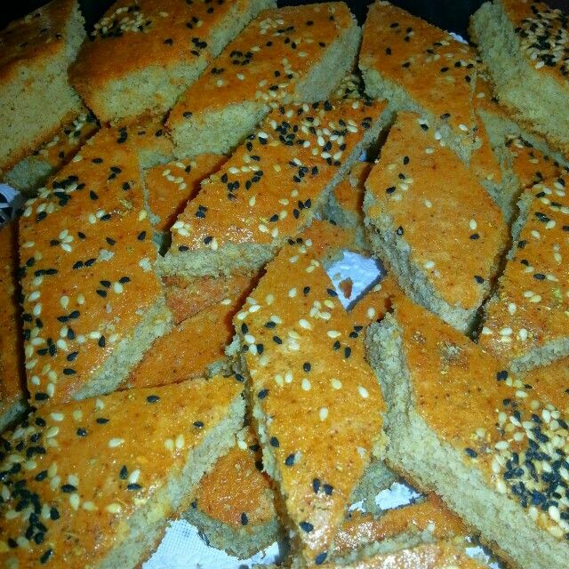 Rout Afghani sweet bread