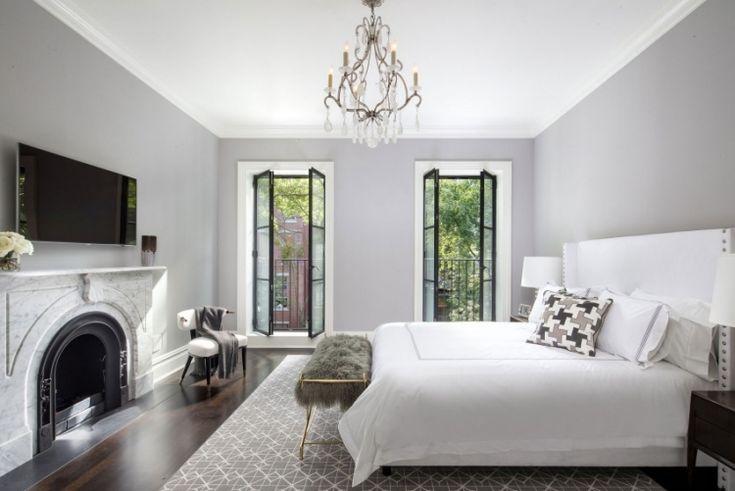 Neoklassisches Interior Design eines Penthouses in New York City