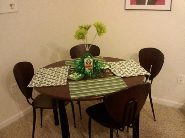 St. Patrick's Day 2011 decor by @Sarah Price: 2011 Decor, Sarah Price, We Re Pin