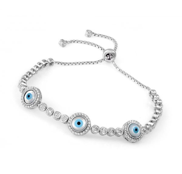 72 best Evil Eye Bracelet images on Pinterest