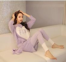 Plus Size L-XXL Spring &Autumn Cotton Long-sleeved Maternity Sleep Lounge Breast-feeding Clothes Pregnant Pajamas Lactation     Tag a friend who would love this!     FREE Shipping Worldwide     Get it here ---> http://oneclickmarket.co.uk/products/plus-size-l-xxl-spring-autumn-cotton-long-sleeved-maternity-sleep-lounge-breast-feeding-clothes-pregnant-pajamas-lactation/