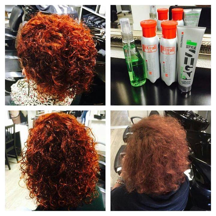 Fire red& intense copper!dare to be you! Beleef ook eens de innovatieve elumen kleuren.met lang houdbare en unieke elumen glans zonder toevoeging van ammoniak.beter voor uw haar,langere houdbaarheid van uw kleur en zichtbaar gezonder haar.#elumen#goldwell#hairdresser#houdbaarheid#hair