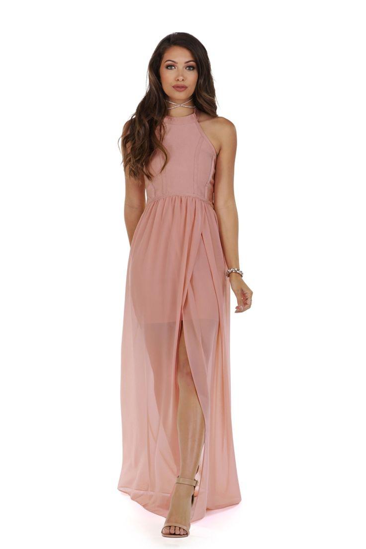 Janine Pink Bandage Dress | WindsorCloud
