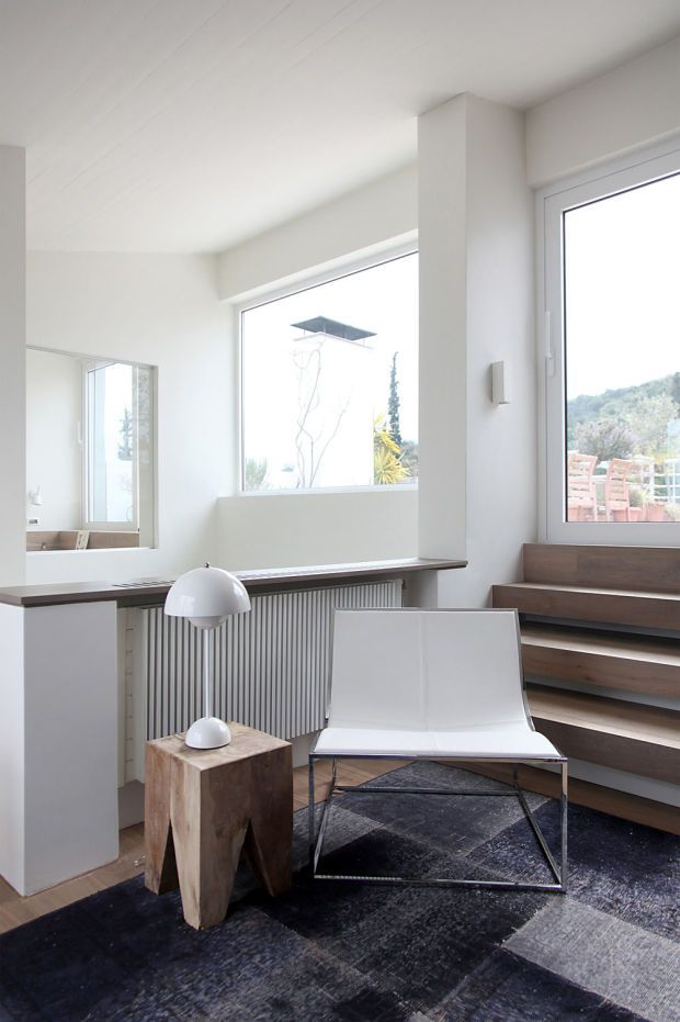 Minimalistic penthouse with japanese styling style minimalisteappartement