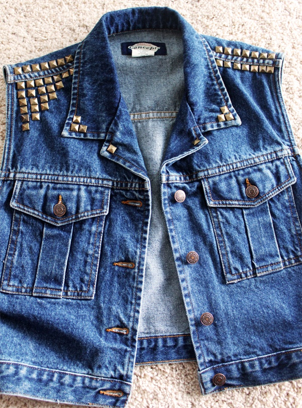 22 best Jean Jackets & Vests. images on Pinterest | Denim jackets ...