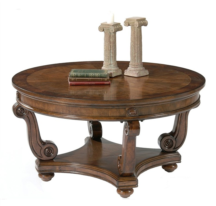 Liberty Furniture   Victorian Manor Cocktail Table