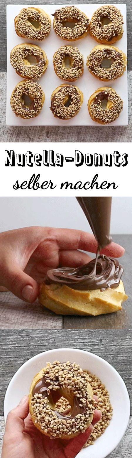 Mehr Nutella geht nicht :)