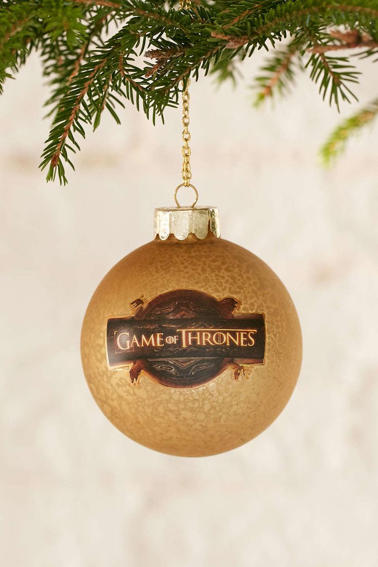 Game Of Thrones Ornament Christmas