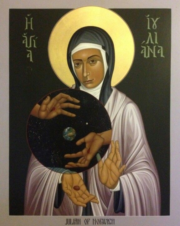 a biography of julian of norwich Get this from a library julian of norwich : a contemplative biography [amy johnson frykholm] -- in may 1373, a thirty year-old woman living in east anglia suffered.