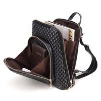 Bolsos piel baratos mochilas modernas para chicas mochila de cuero multifuncional colegios