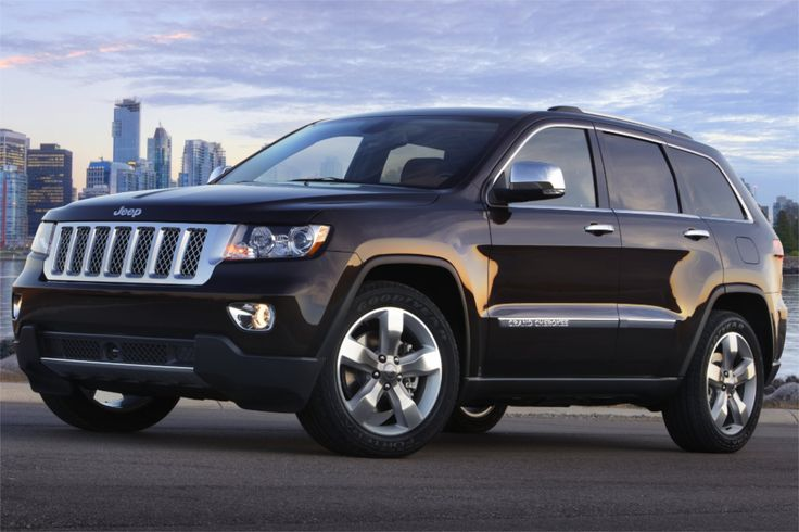 Top 7 Cars With Cheap Insurance - 2013 @Jeep Grand Cherokee