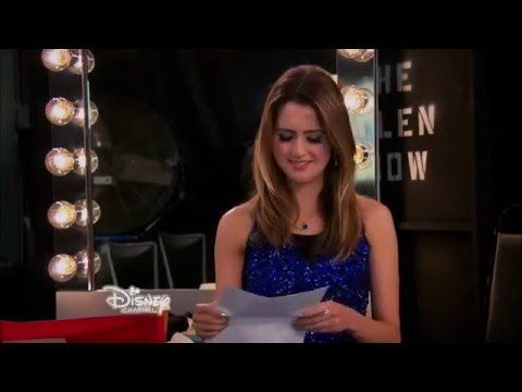 Austin & Ally - S04E20 Duets and Destiny - Clip, Austin & Ally Talk Before Singing - YouTube