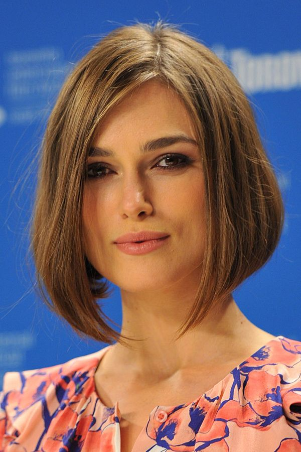 bob frisuren 2016 50 coole looks stars mit bob bobs and keira knightley. Black Bedroom Furniture Sets. Home Design Ideas