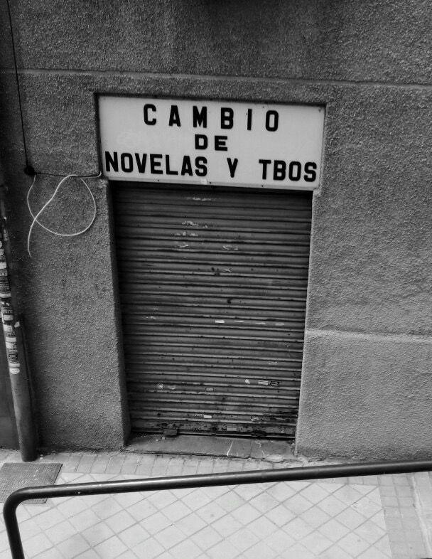 Un negocio muy extendido en Madrid hasta al menos los inicios de los 70'