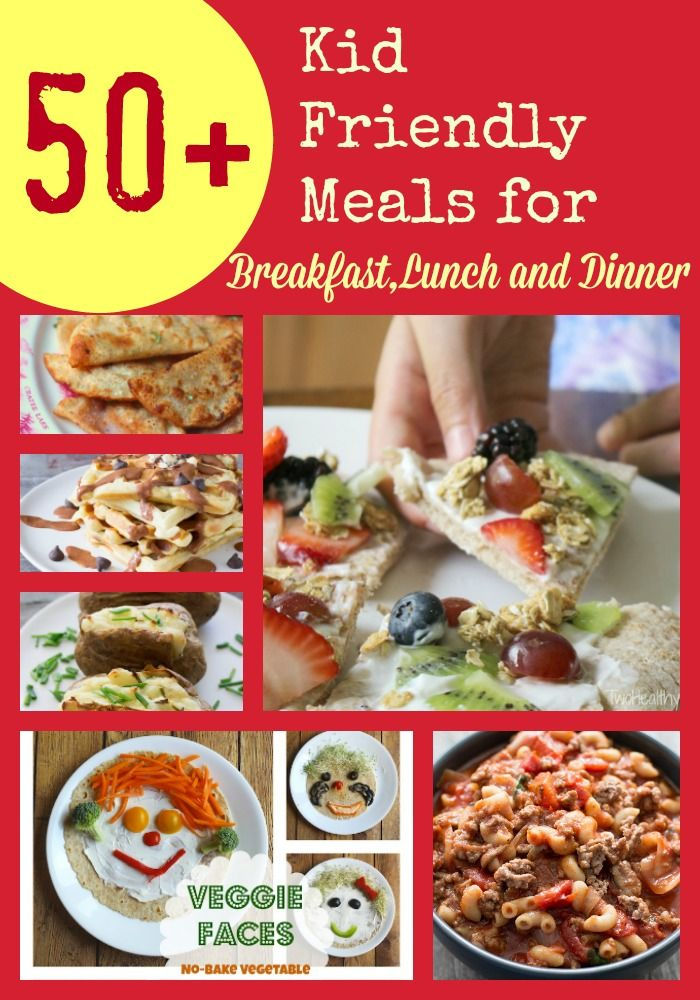 Looking for some new kid friendly meal ideas for your little picky eater? We've rounded up some of our favorite kid friendly foods for breakfast lunch and dinner. We bet your little diners will love some of these easy entrees for every meal. Check out these kid friendly recipes below!   Breakfast Gluten Free …